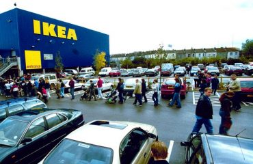 what bristols ikea looked like when it first opened in 1999 370x240 - What Bristol's Ikea looked like when it first opened in 1999
