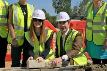 work to bring affordable homes to village underway 360x240 - Work to bring affordable homes to village underway